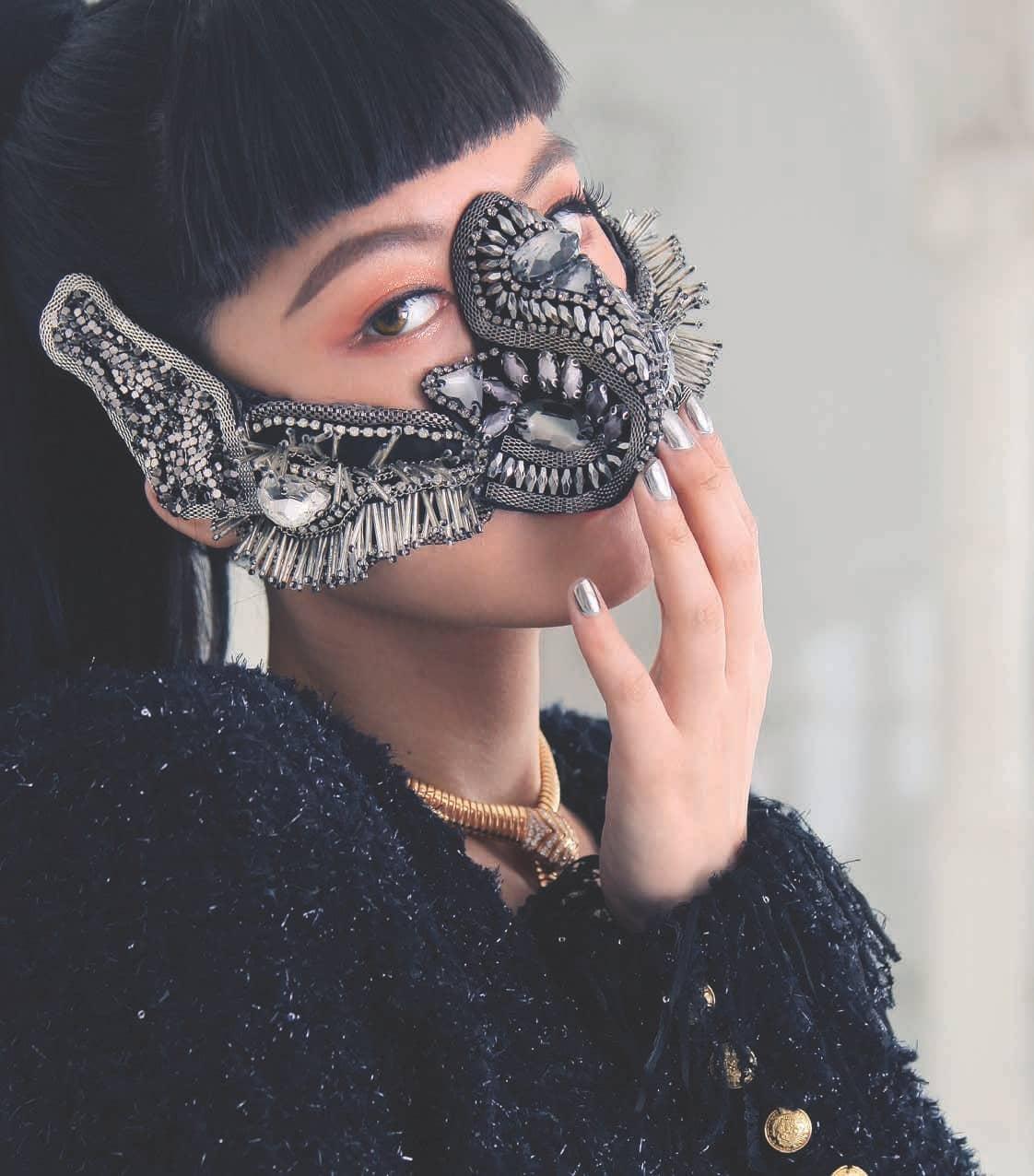 Unmasking Jasmine Sokko, The Face Behind Edm's Newest Sensation