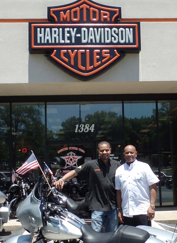 Thunder Tower H-D West: We're more than a Friendly Face—we're Family