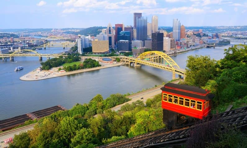 Pittsburgh Turns To Technology As A New Economic Force