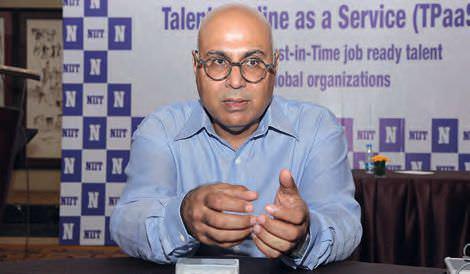 NIIT's Talent Pipeline Service creates trained manpower