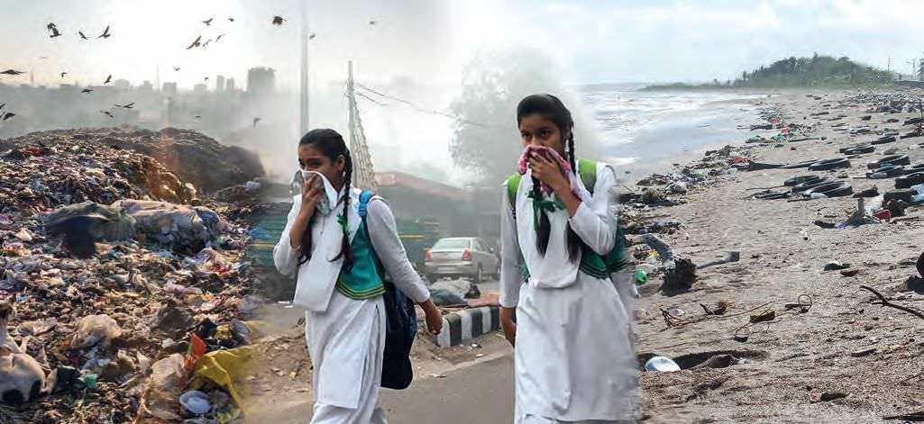 High Pollution Level A Health Hazard In India