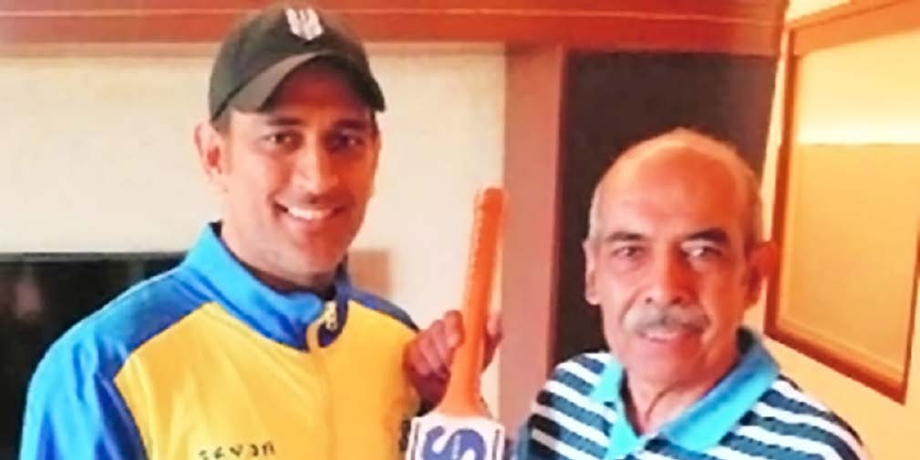 'Sports dealer tried to convince me for 6 months about a boy from Ranchi; it led to a 22-year bond': Man who sponsored Dhoni's first kit
