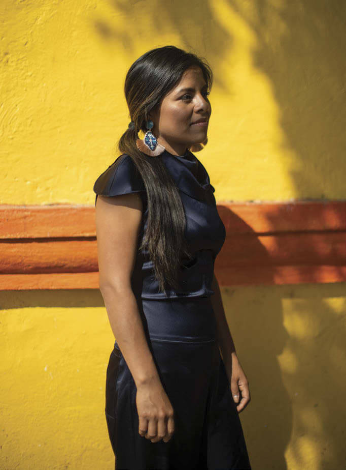 Mujer De La Huasteca