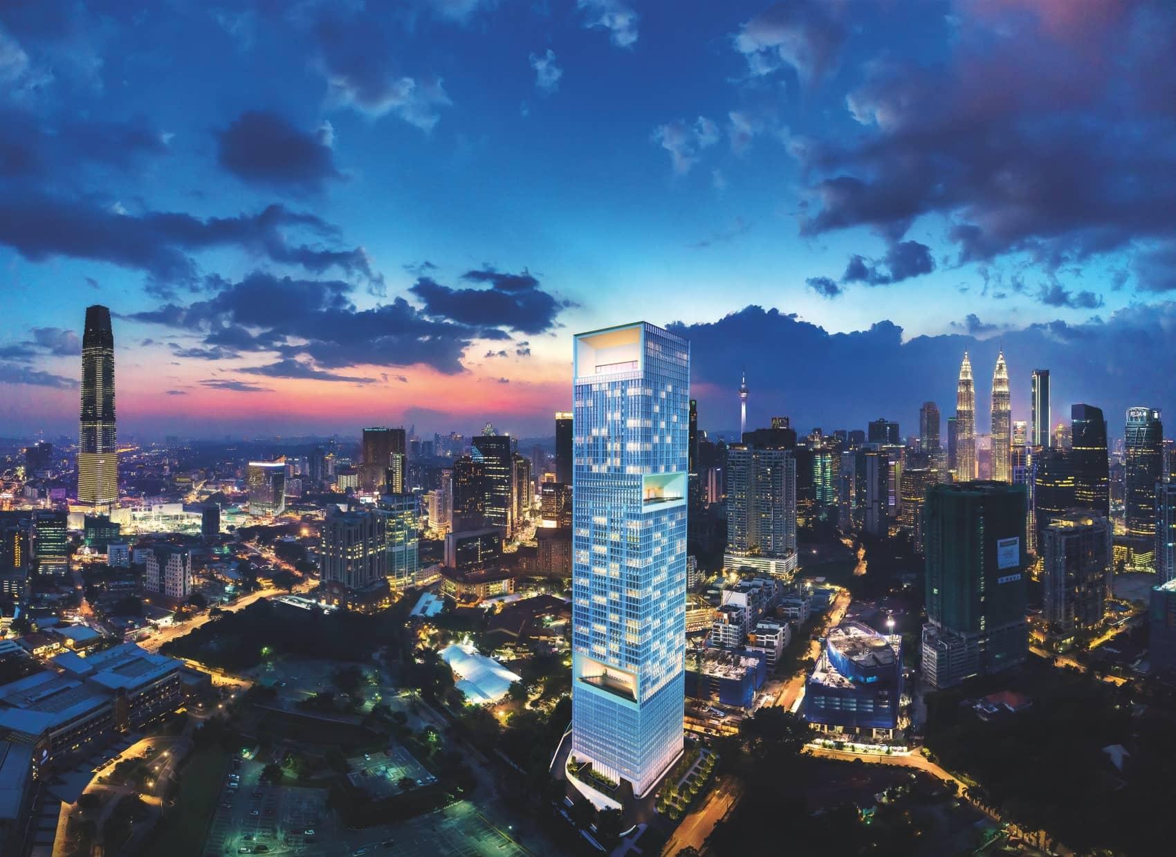Palace Residence - Conlay, Kuala Lumpur, Malaysia
