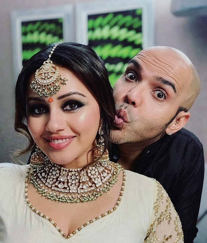 Shaan Muttathil Made For Make-up