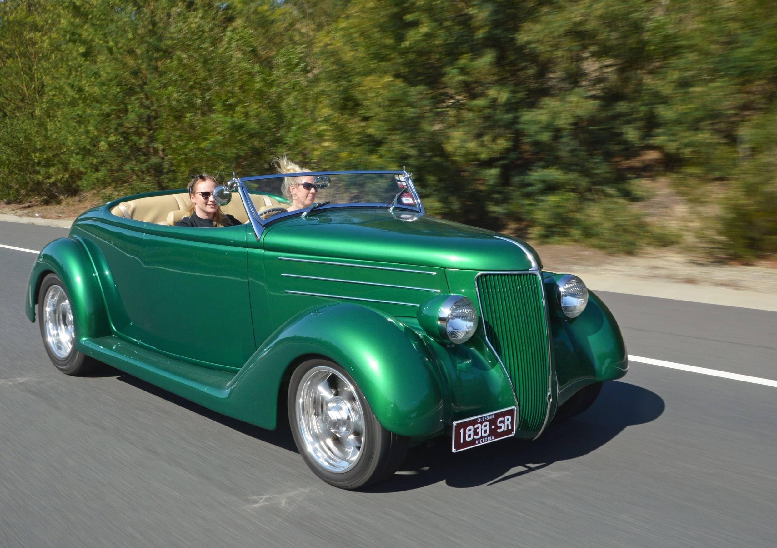 Mean Green '36
