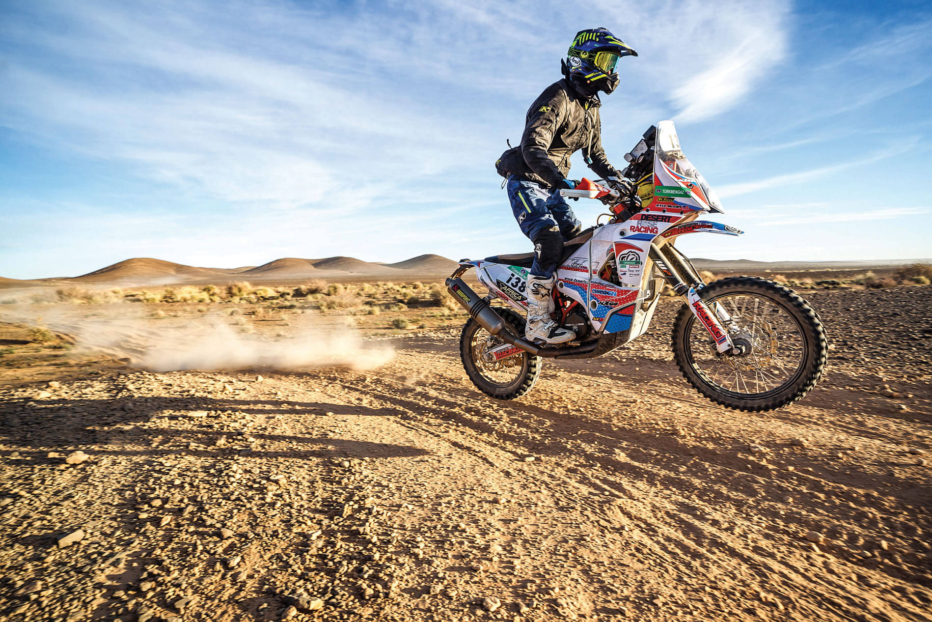 Racer Profile: From Ultra- Distance Running To The Ultimate Rally Race Kyle Mccoy Trains Up For Dakar 2020