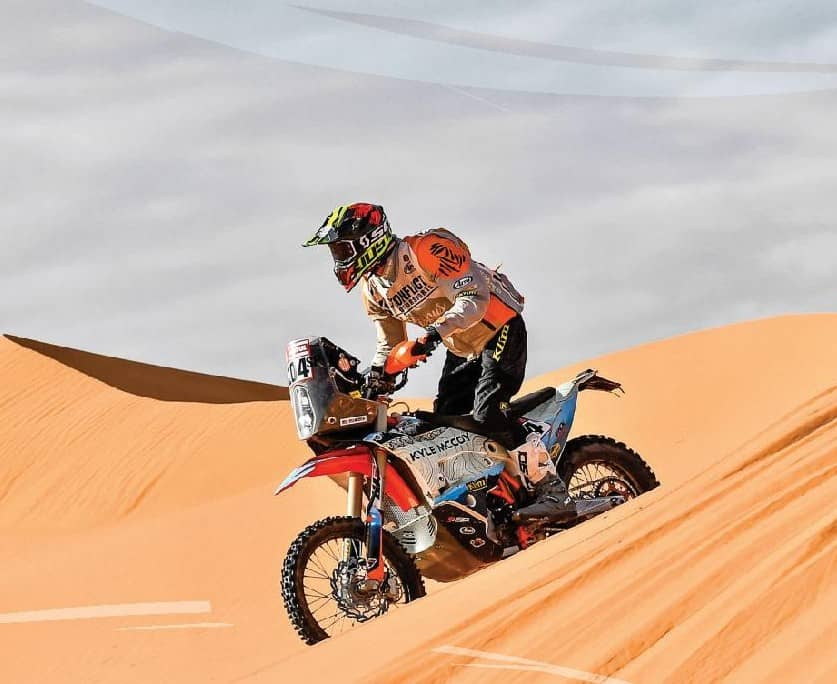 TOP 8 TIPS FOR FINISHING THE DAKAR RALLY AS A ROOKIE