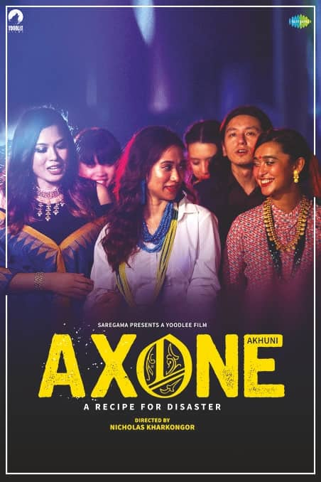 THE INTERPLAY OF FOOD, IDENTITY AND RACISM IN 'AXONE'