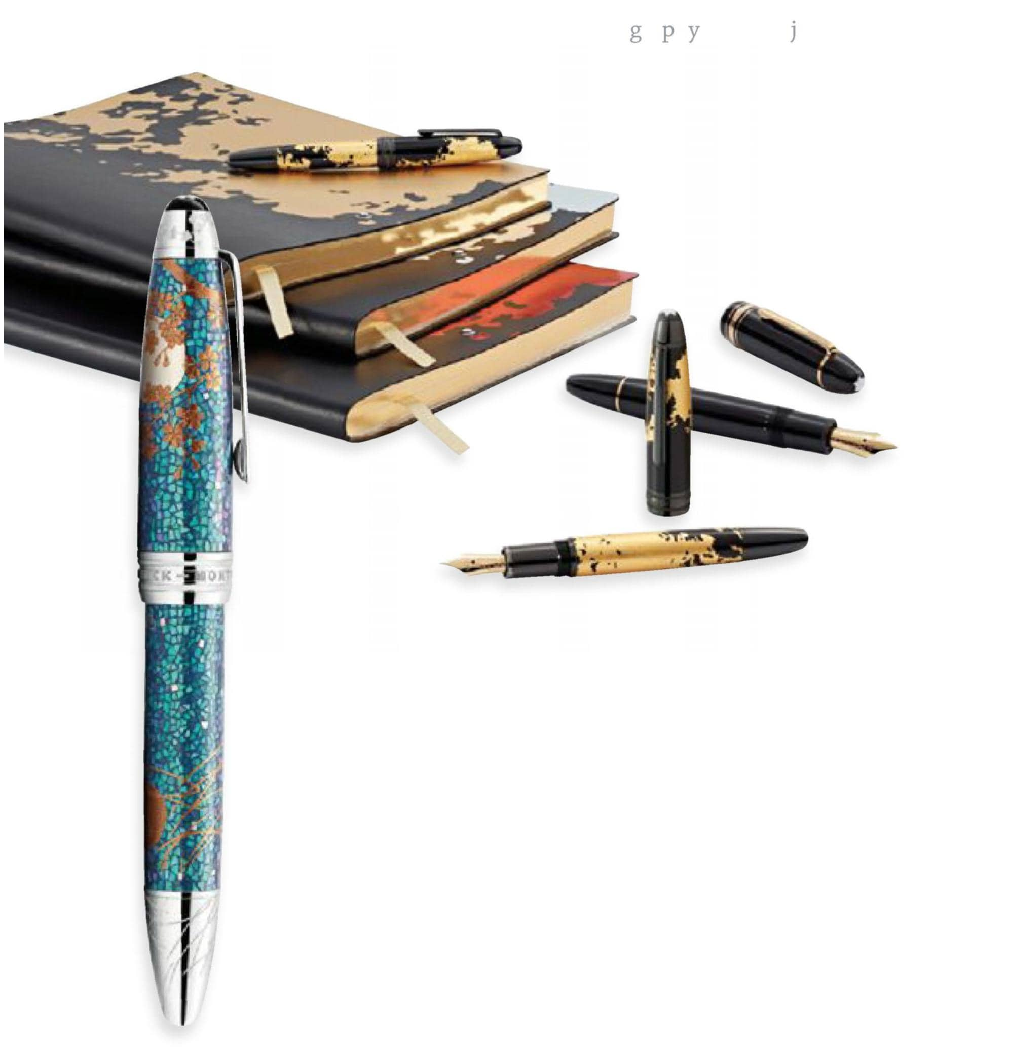 Montblanc Gets Flexible