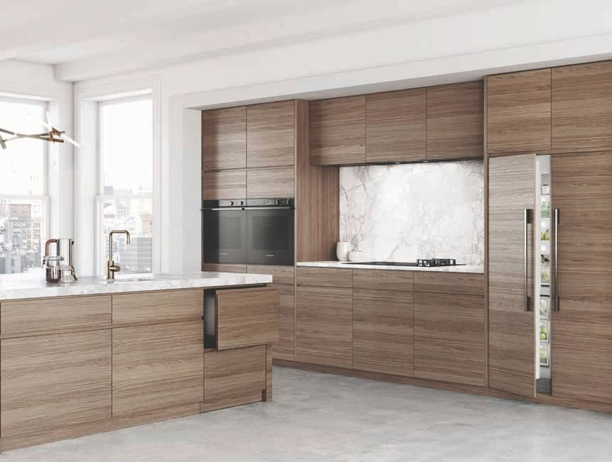 Seamless Kitchens