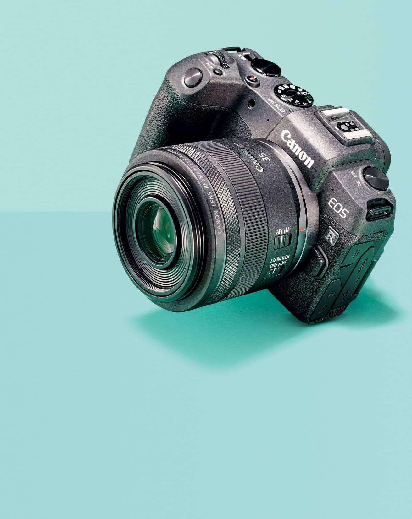 Full Fat Canon EOS RP