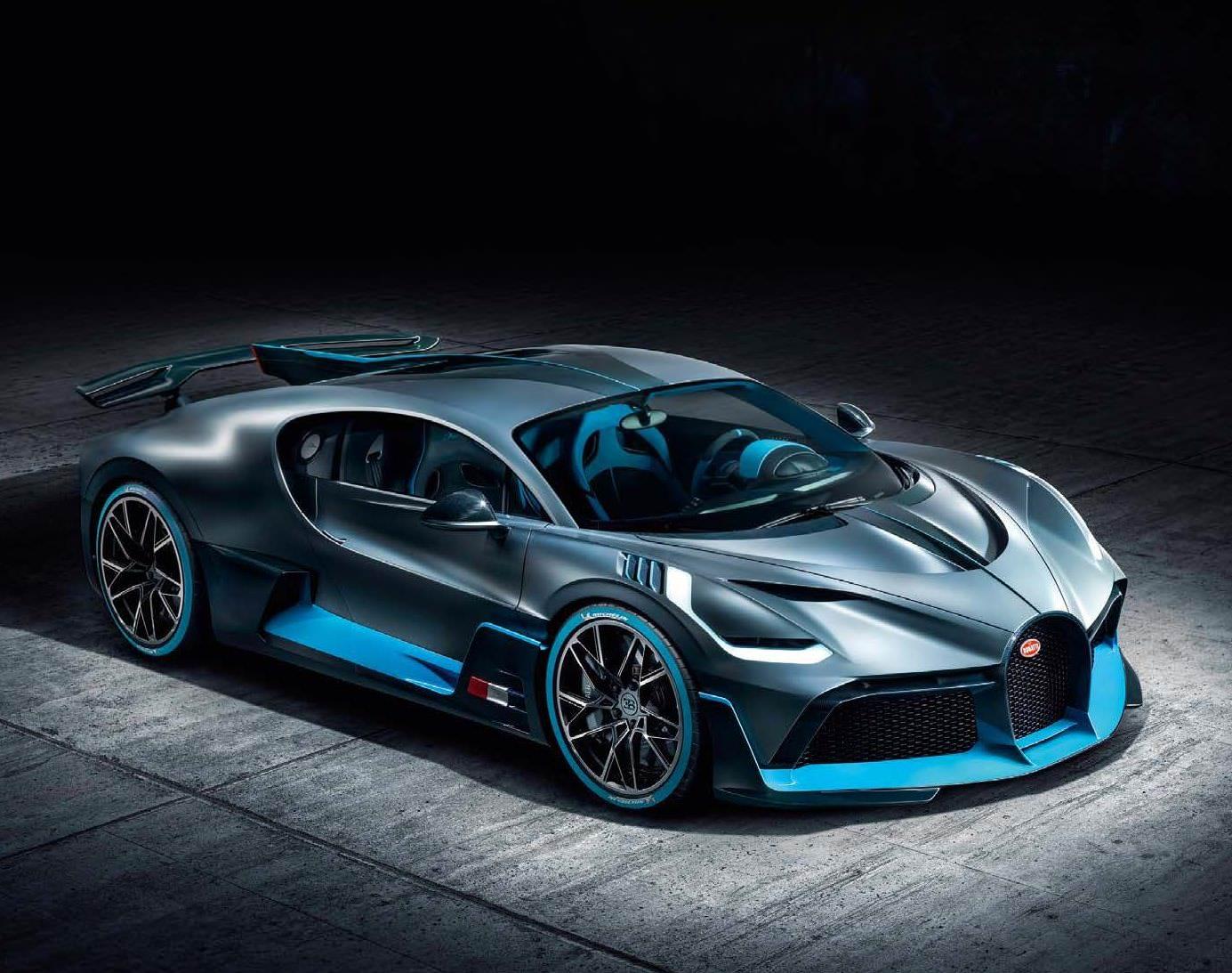 A Bugatti For The Bends