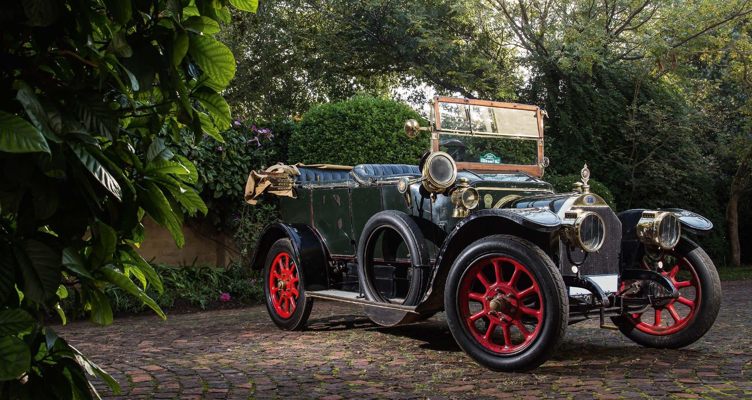 Oldest In SA 1911 - Fiat Torpedo 15 HP