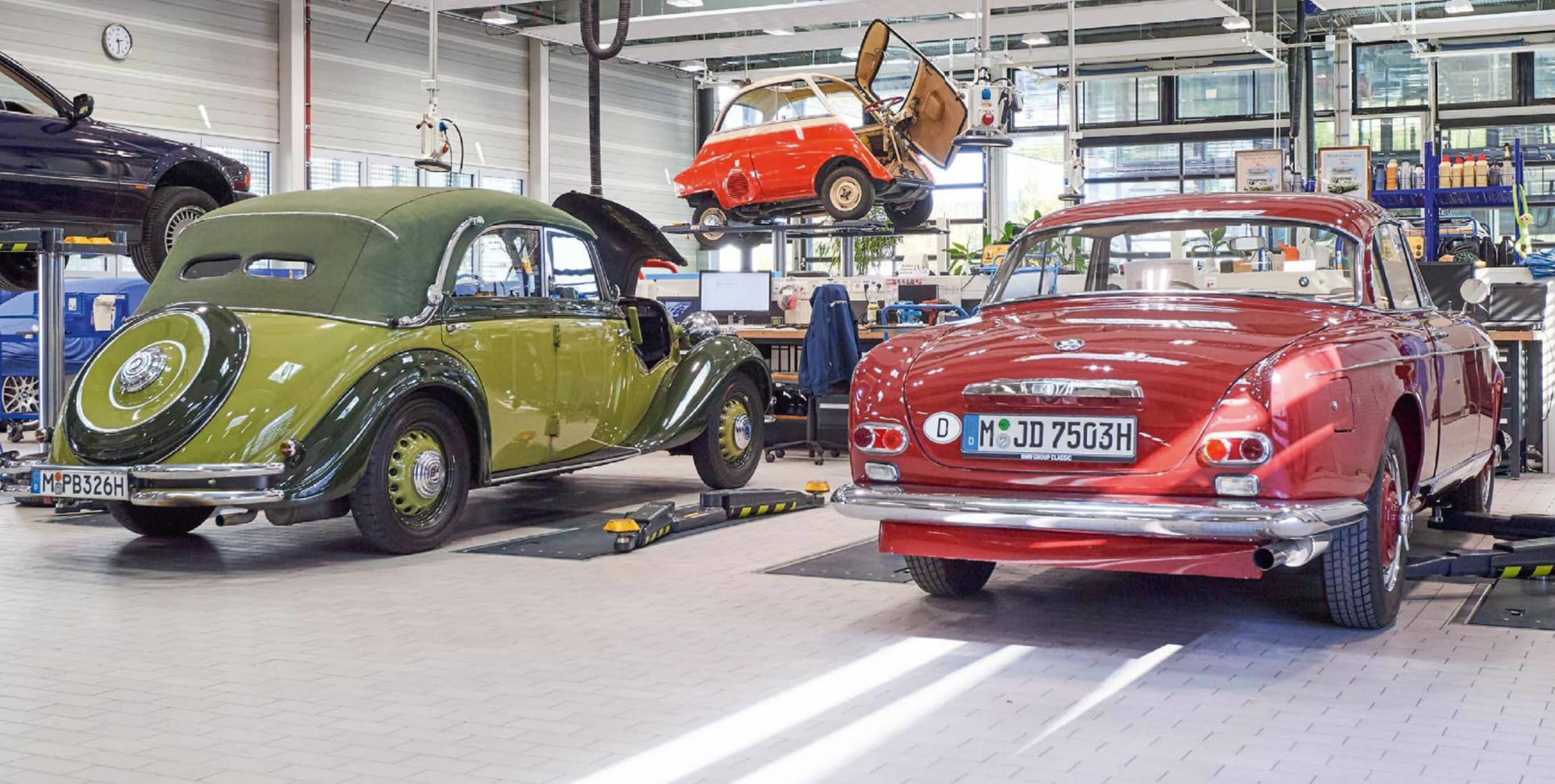 BMW Group Classic - Wunderland