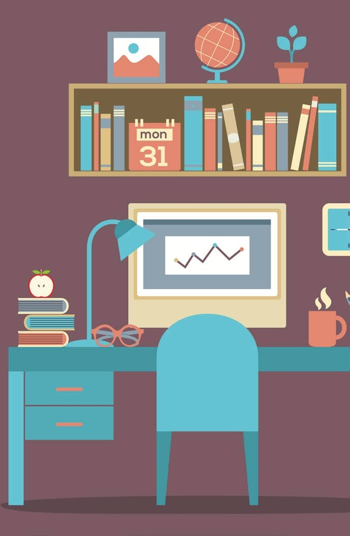 Stay Productive in Your Home Office