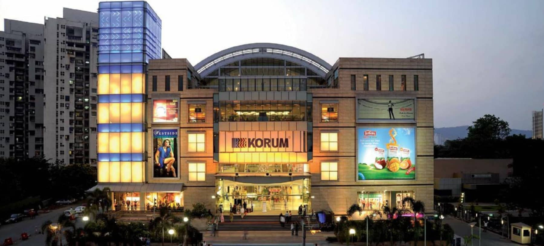 Korum Mall: Bringing An Unparalleled International Shopping Experience To Thane