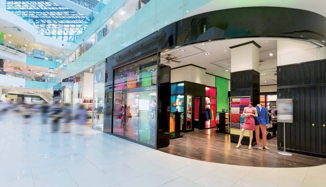 TRENDS 2020: HOW INNOVATION IS RADICALLY CHANGING RETAIL & SHOPPING MALL INDUSTRIES
