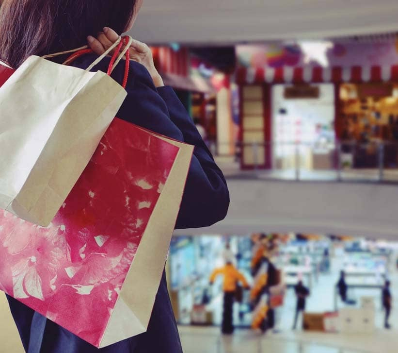 It's Back to Business as Malls Reopen to Sizeable Footfalls, Ample Sales