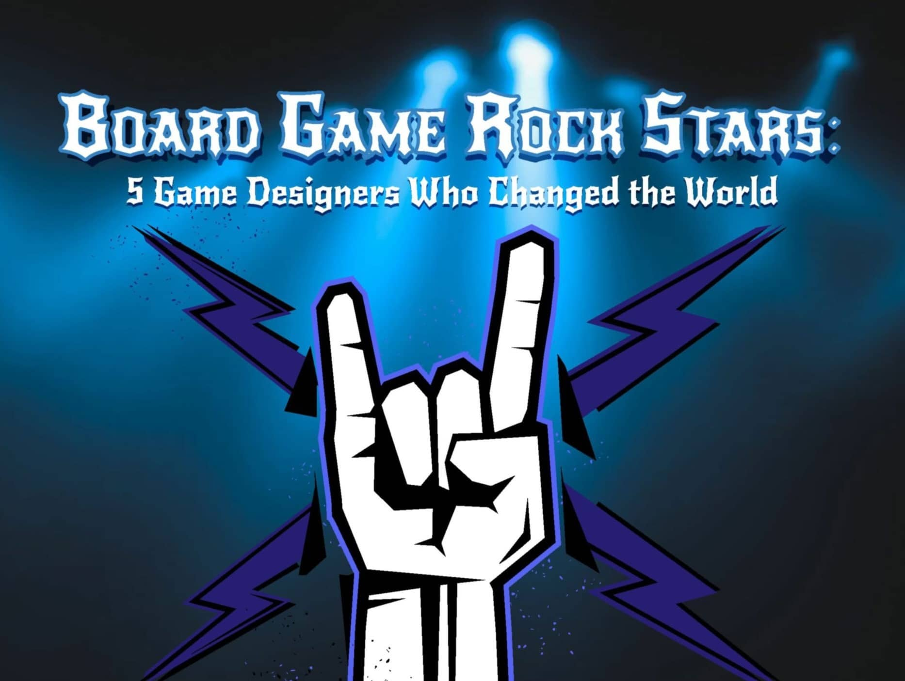 BOARD GAME ROCK STARS
