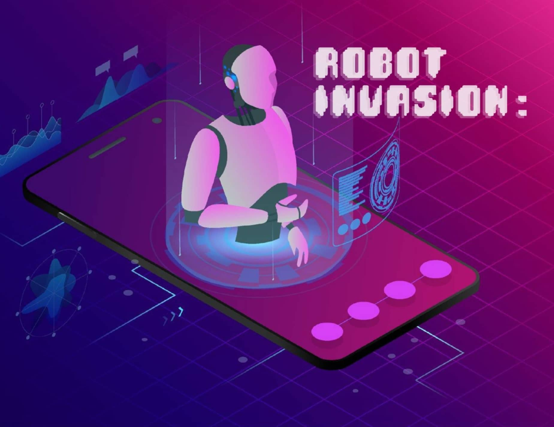 ROBOT INVASION: THE CONVERGENCE OF TABLETOP GAMES AND TECHNOLOGY