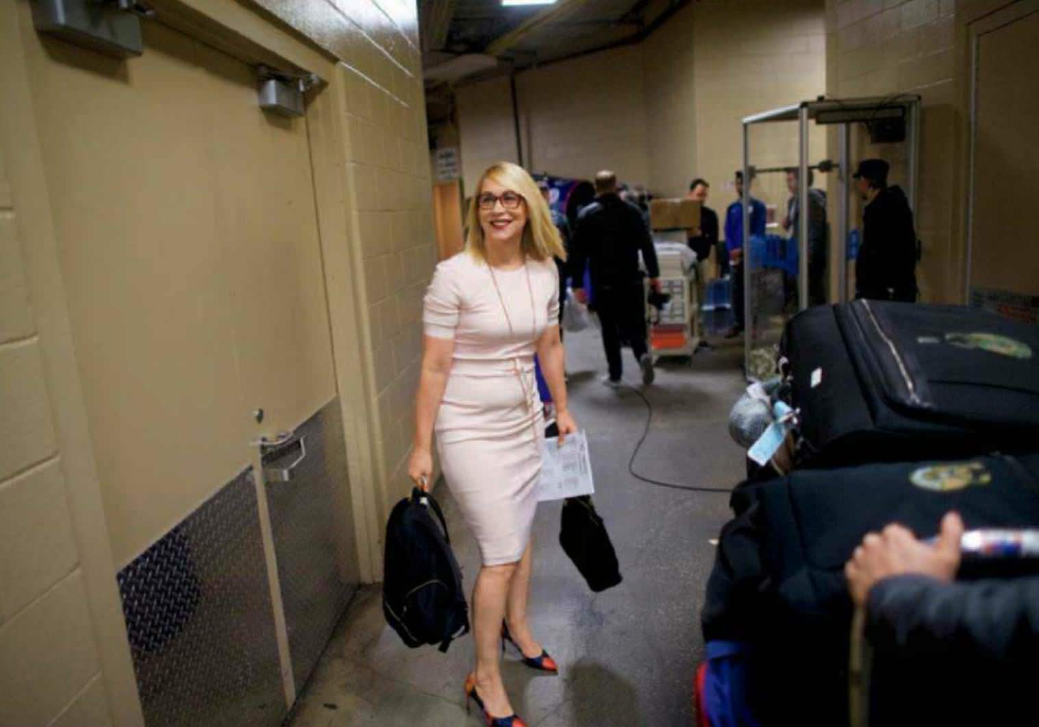 The Brief TIME with ...Doris Burke