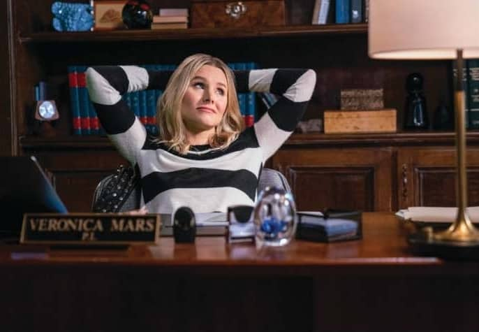 Veronica Mars Grows Up, But Will Never Get Old