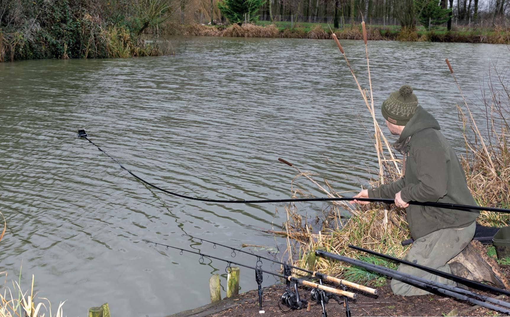 Pole position carping