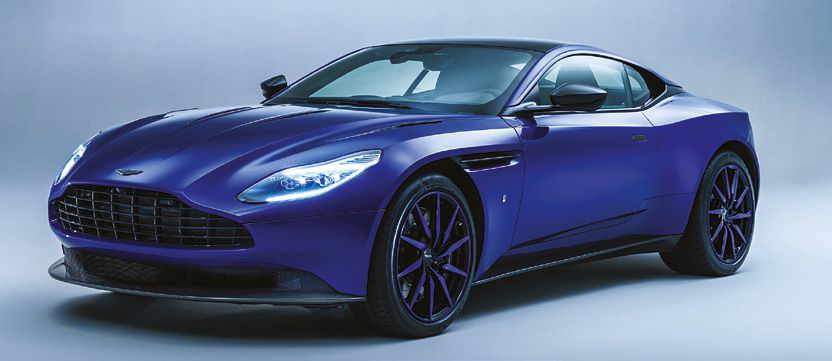 Aston Martin Racing For The Road