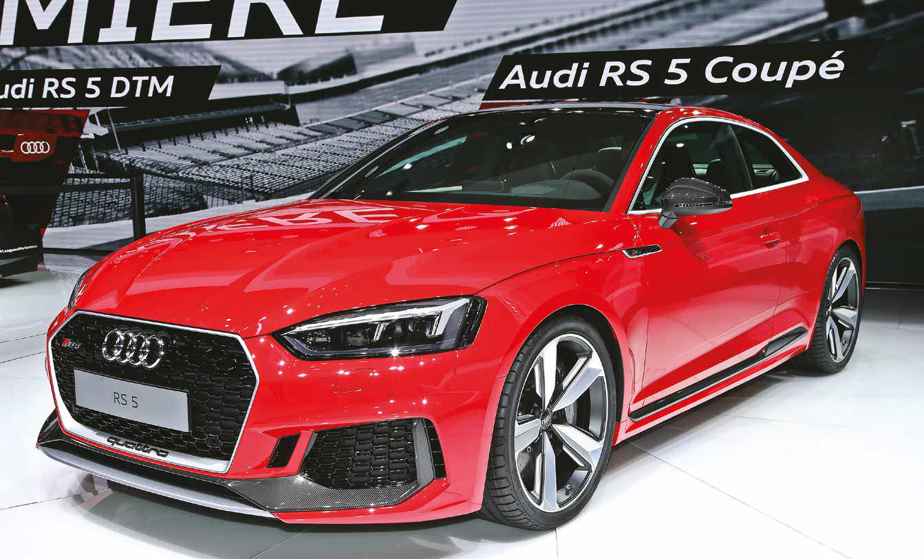 All-New RS 5 By Demand