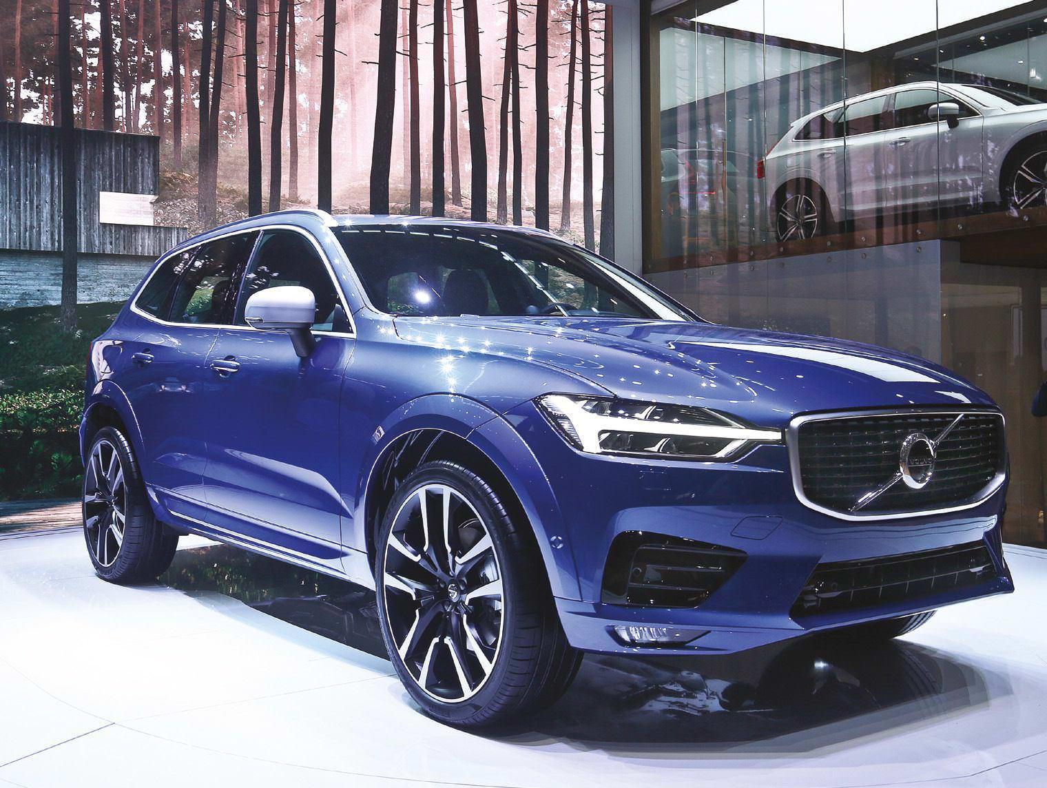 Volvo Weaves Its Magic Wand