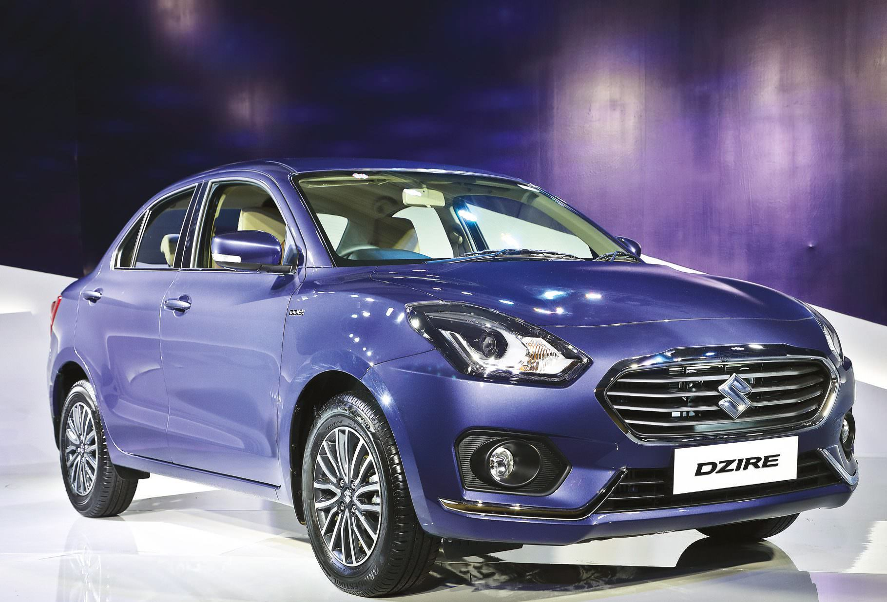 Dzire For An Upgrade