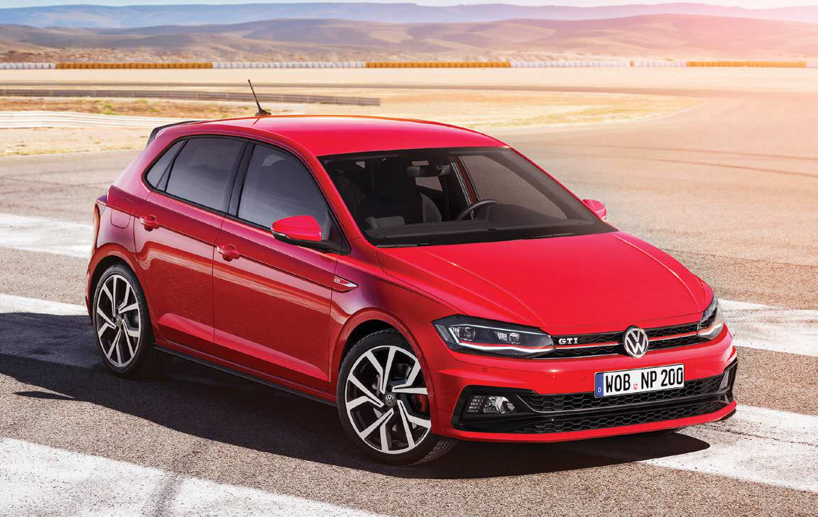 New-Gen Polo Unveiled