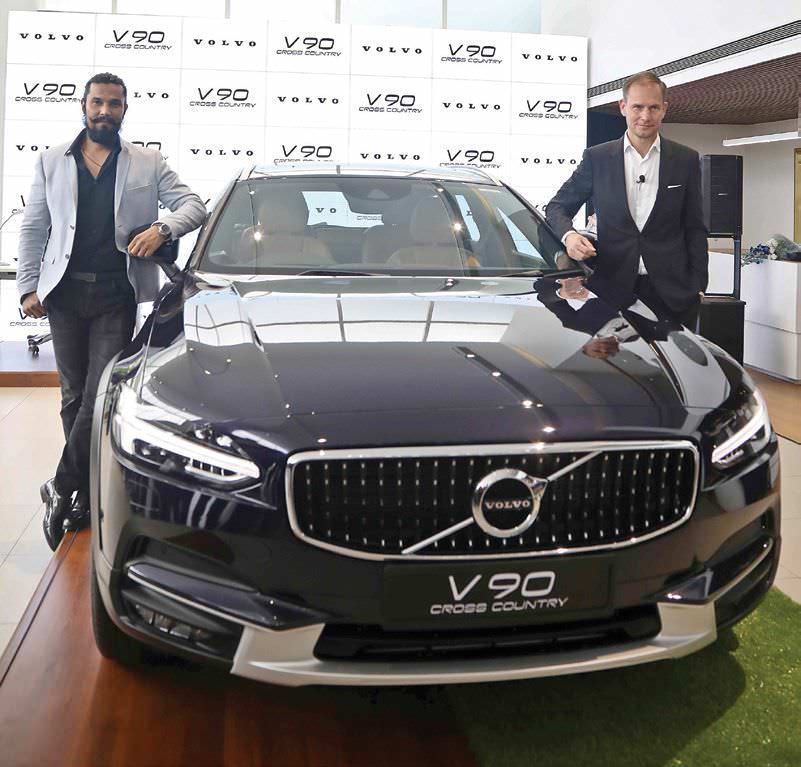Volvo Brings In Its Wagon Legacy