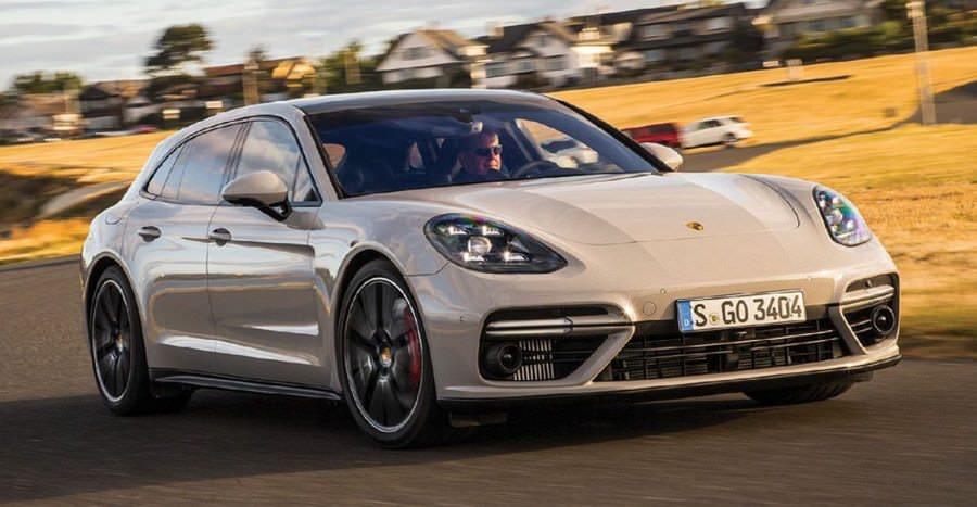 Porsche's Sports Wagon