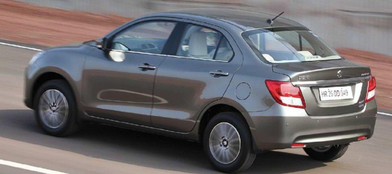Maruti-Suzuki Dzire - Model ZDi+ AGS