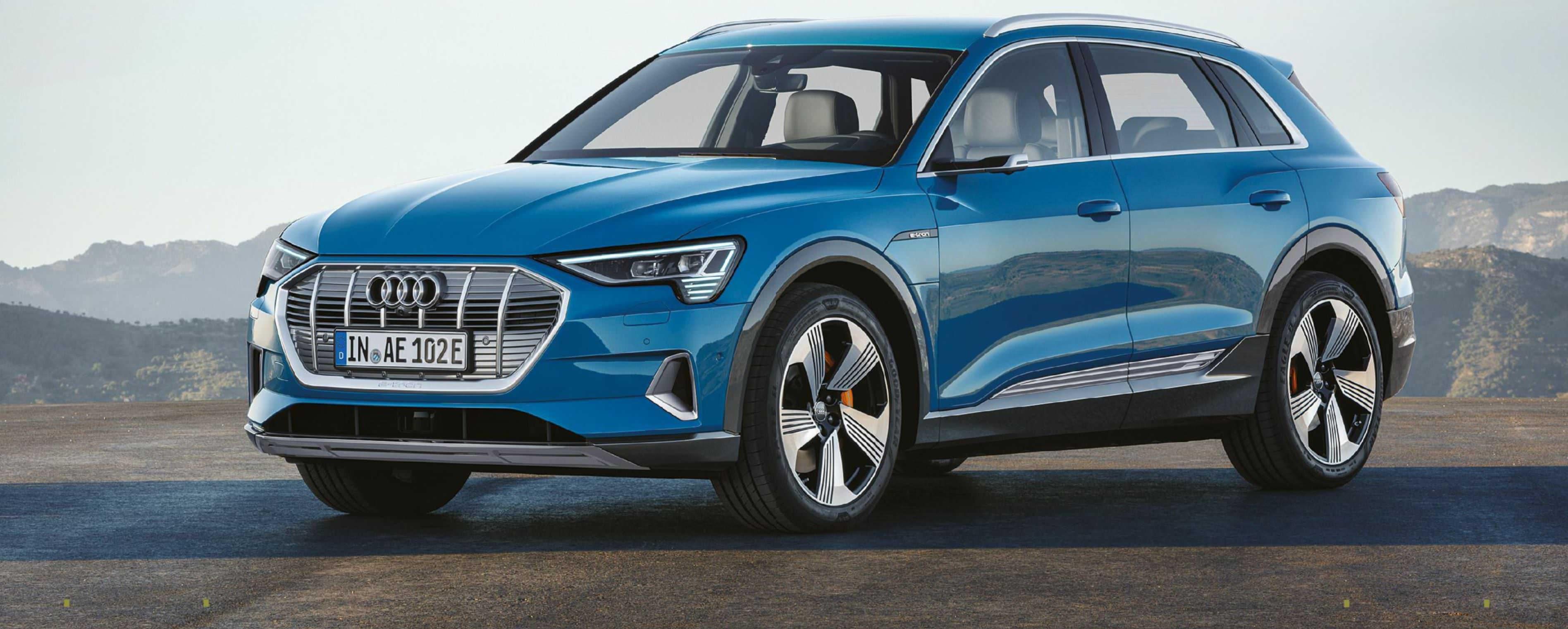 Audi Goes Electric
