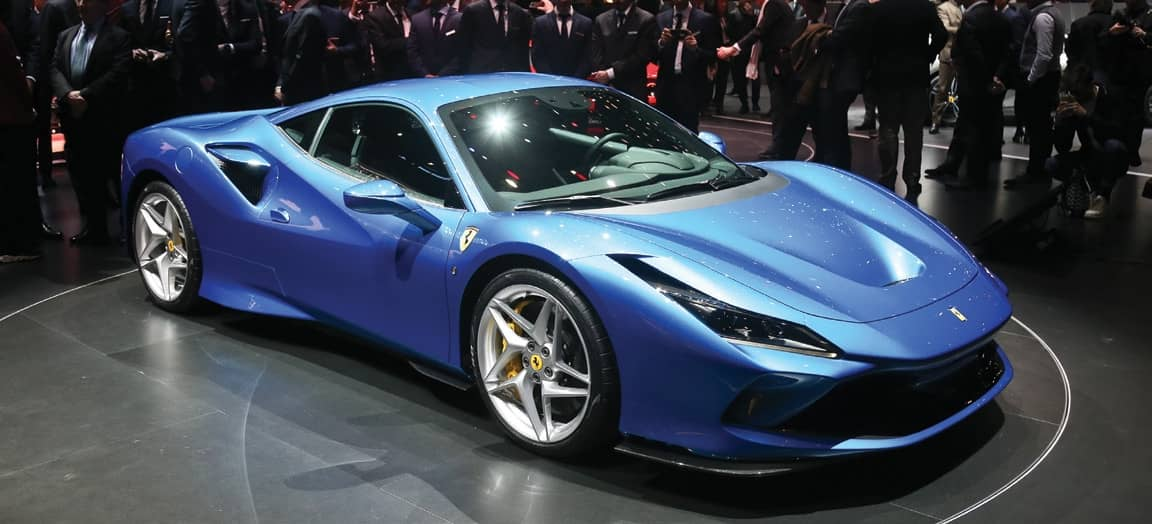 488 GTB Replacement Is Here
