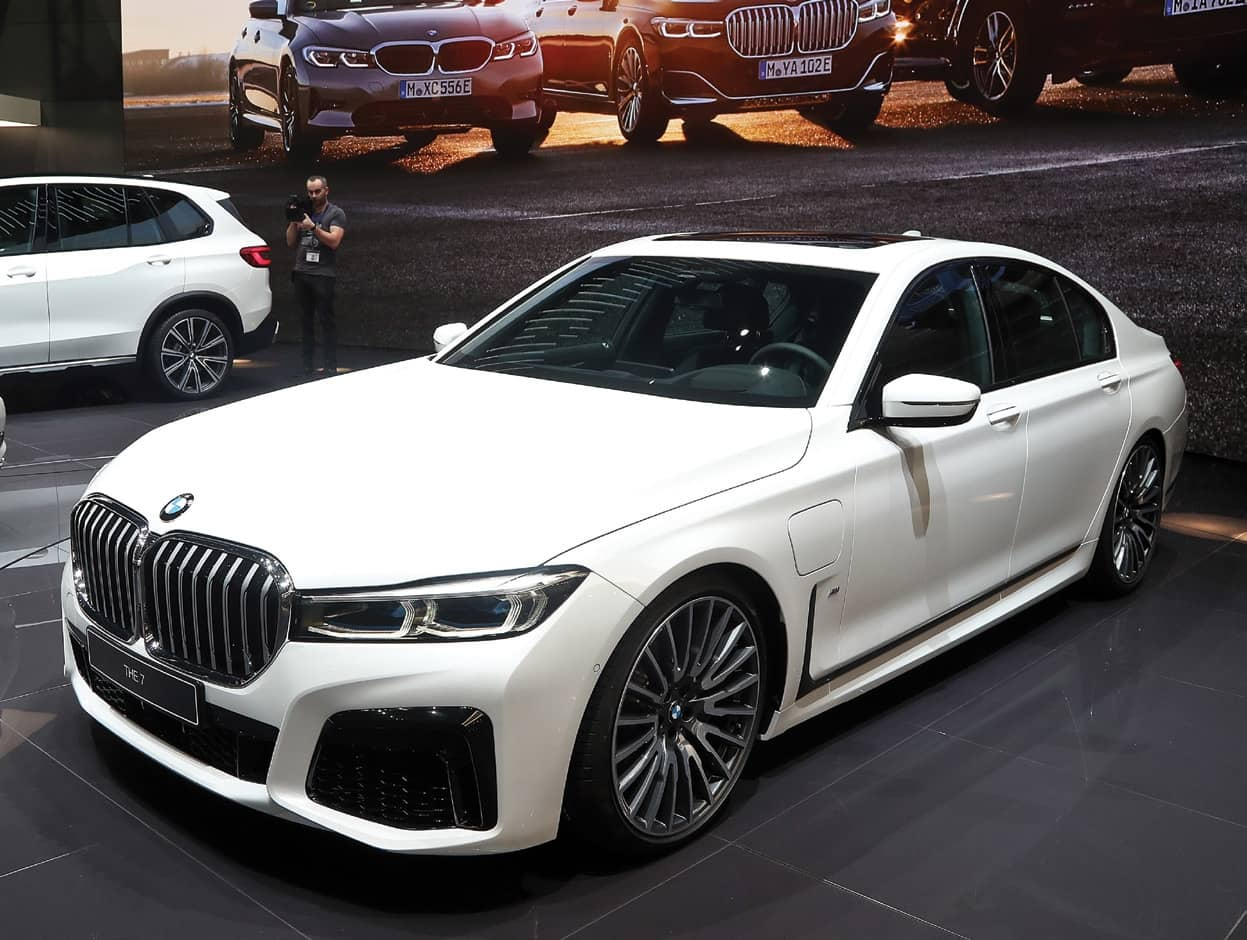 BMW 7-Series Gets A Makeover