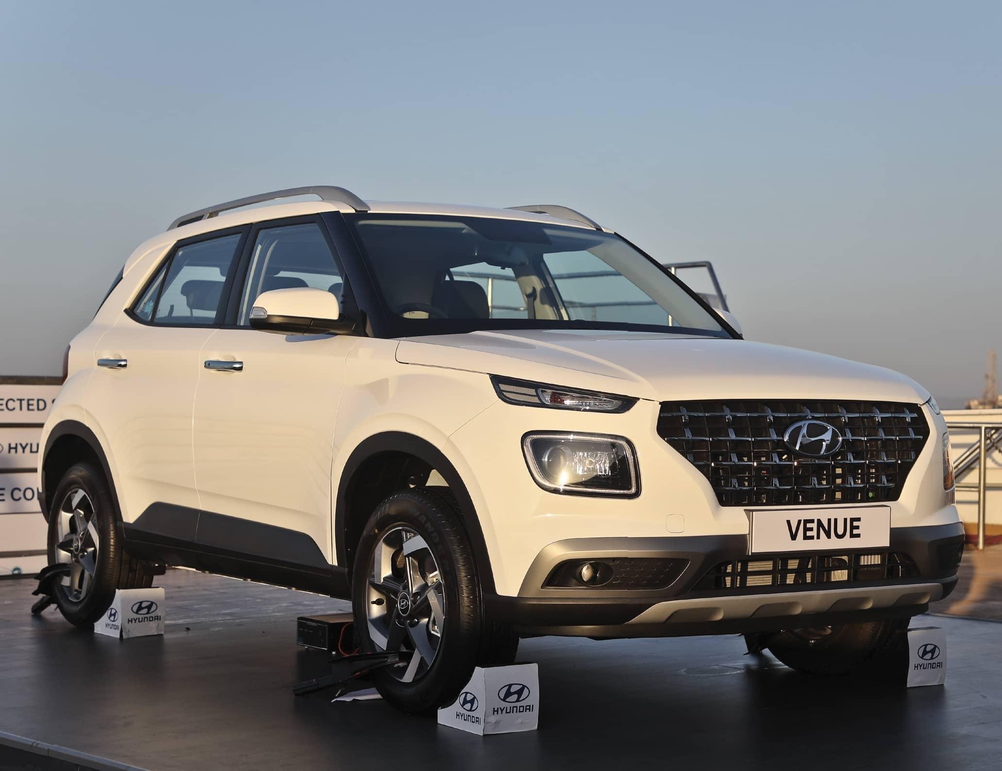 Hyundai'S New SUV Revealed