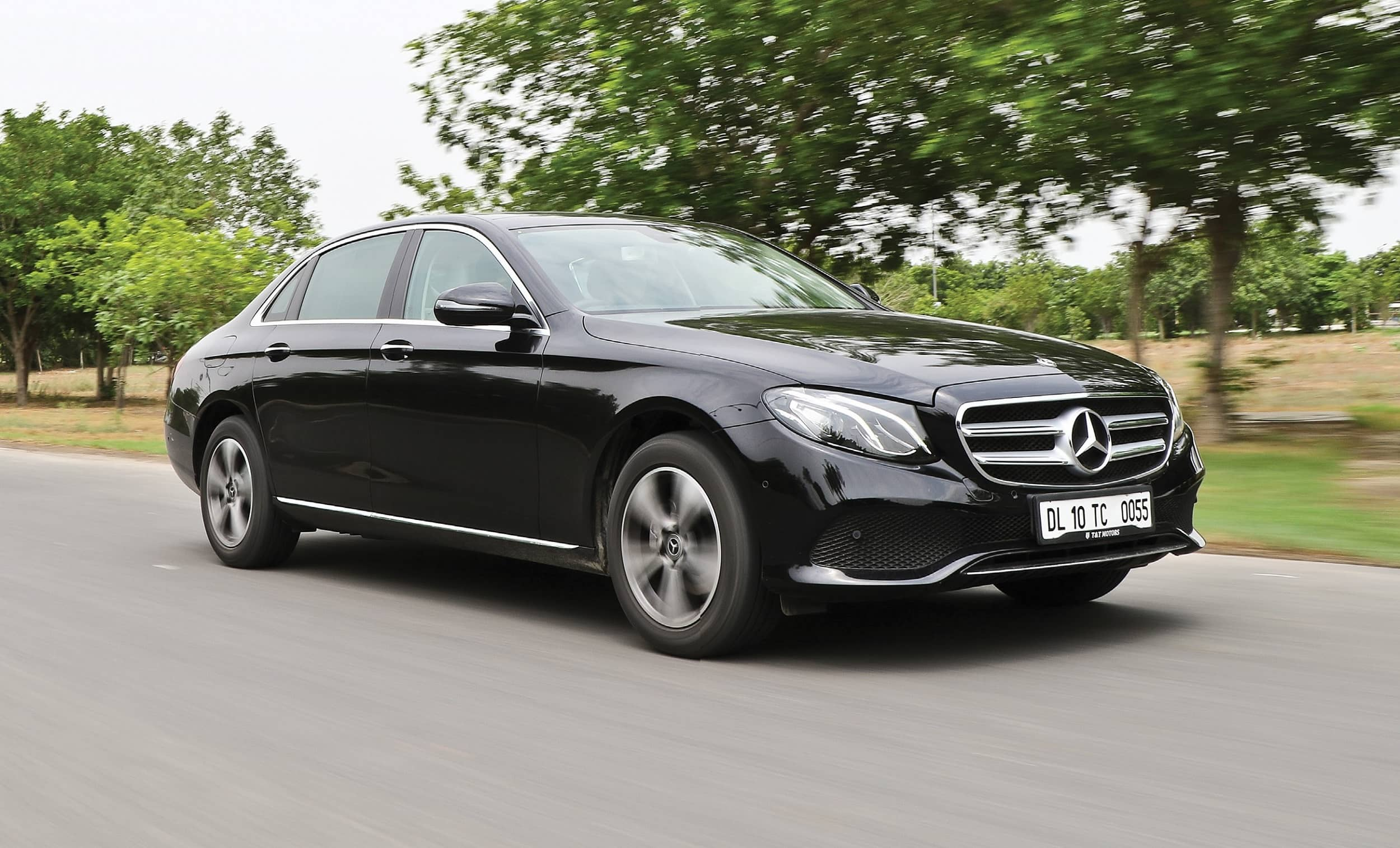 The Mercedes-Benz E-Class Gets A New BS-VI Compliant Diesel Engine