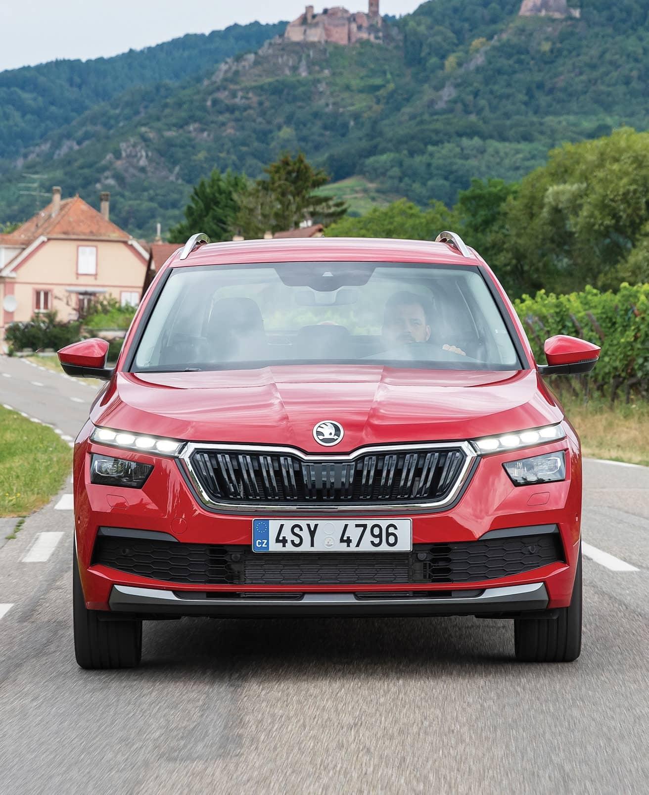Skoda Kamiq - Czech Brand's Smallest SUV Driven