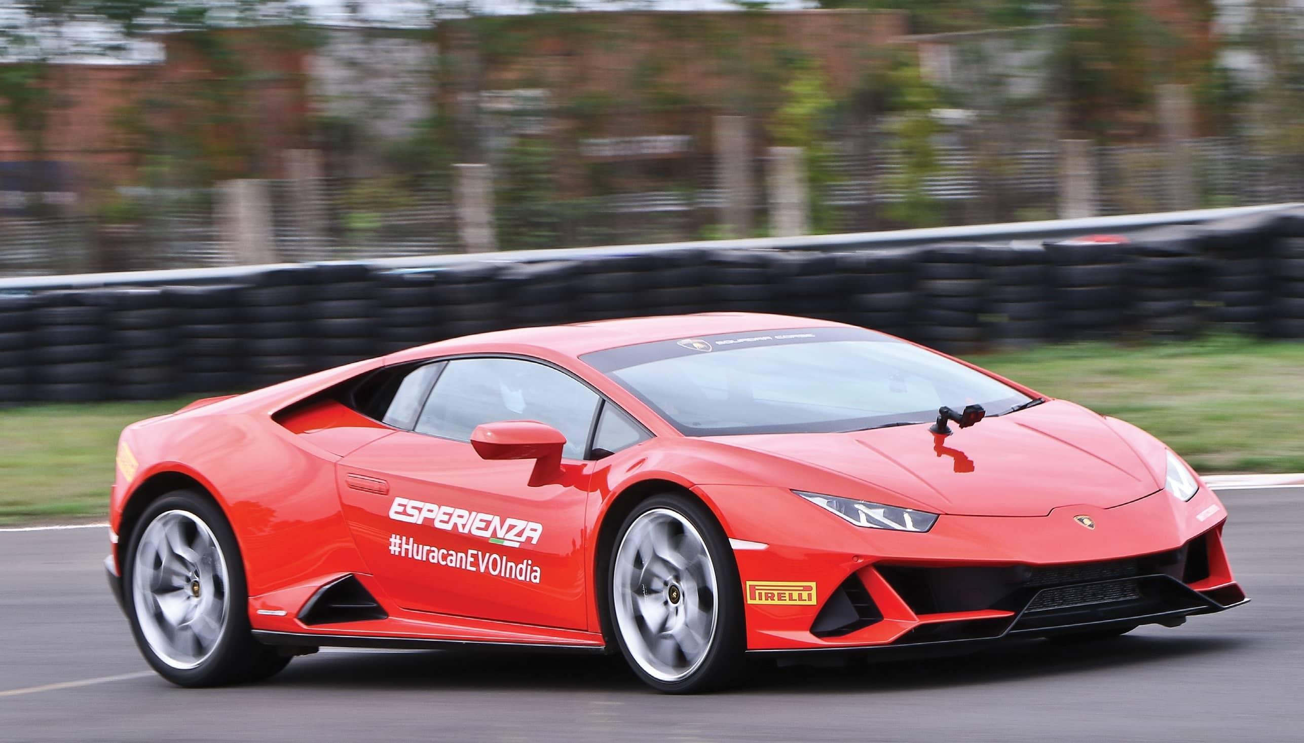 Lamborghini Huracan Evo - Taming The Raging Bull At The track