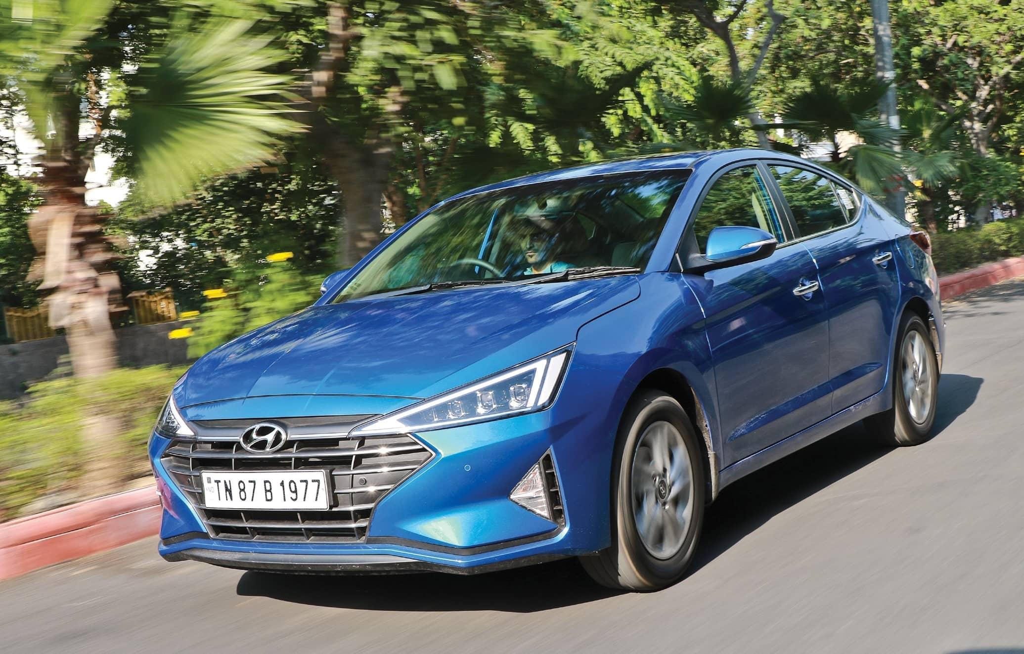 Hyundai Elantra Gets A Mid-Life Facelift
