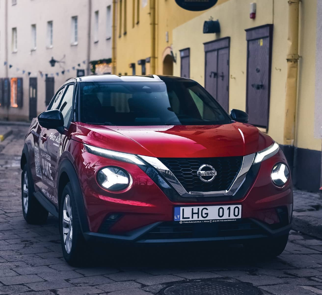 The Juke GROWS UP