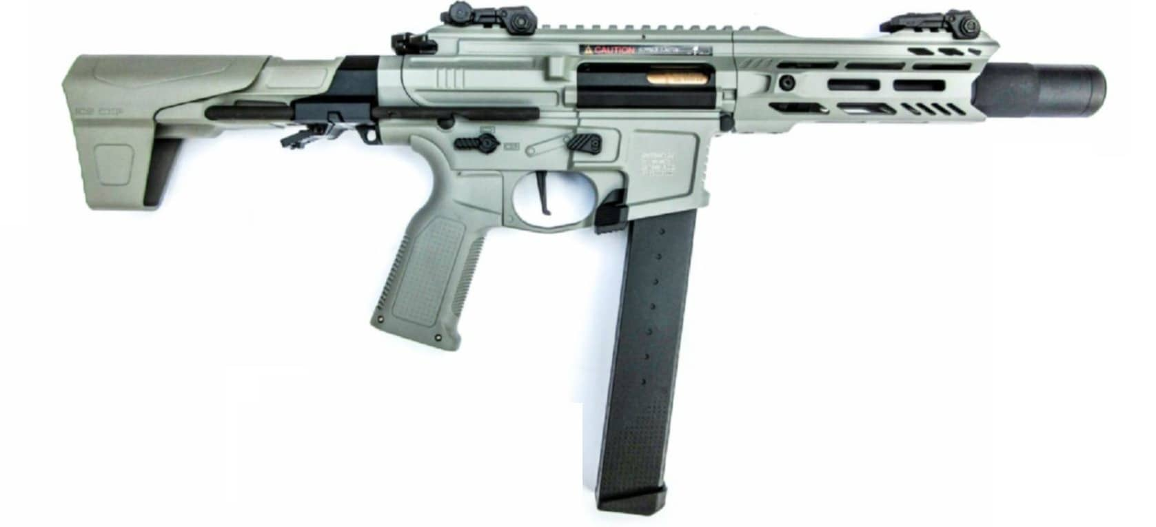 """SMG OR PDW? THE FUTURE OF AIRSOFT """"9MM""""..."""