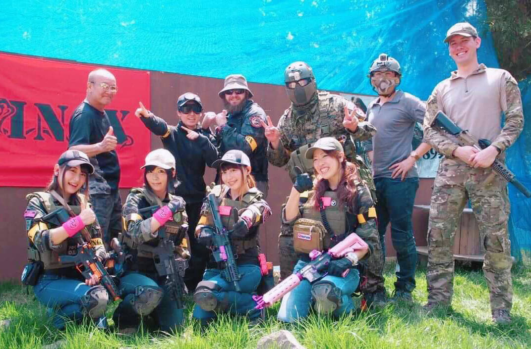 AIRSOFT IN JAPAN