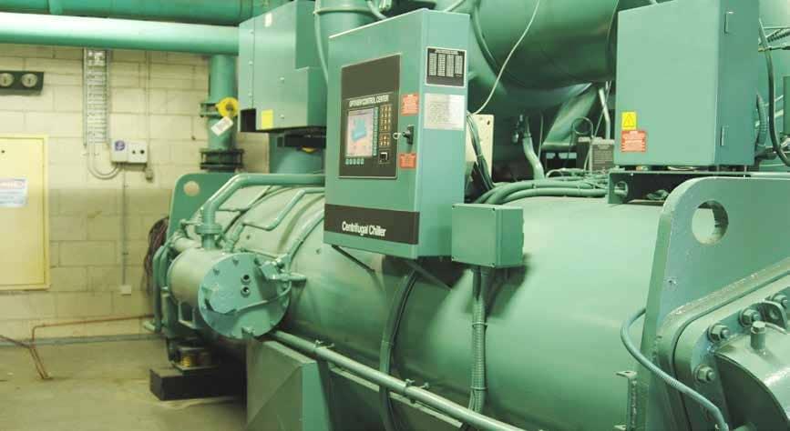 Funcionamiento Y Usos De - Los Enfriadores De Compresor Centrífugo