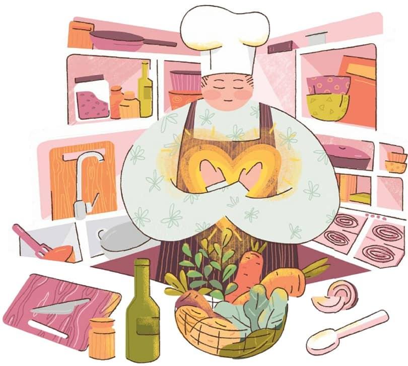 The Heartful Chef