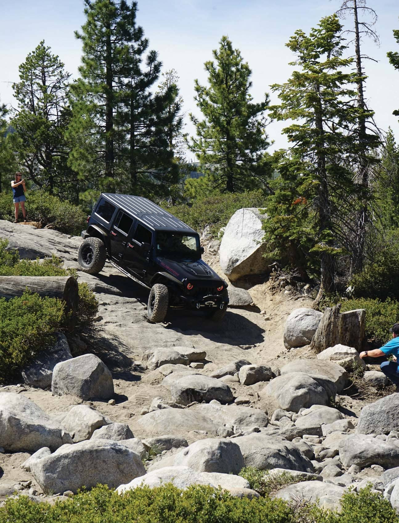 WHY TAKE A 101 COURSE FOR OFF-ROAD DRIVING?